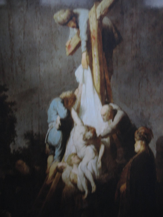 El Descendimiento de la Cruz, 1634