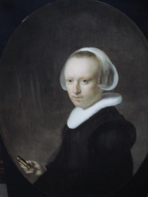 Retrato de una Señora de 39 años, 1632