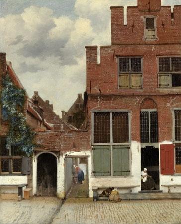 Calle de Delft, 1657-1658