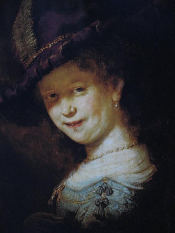 Saskia, 1633