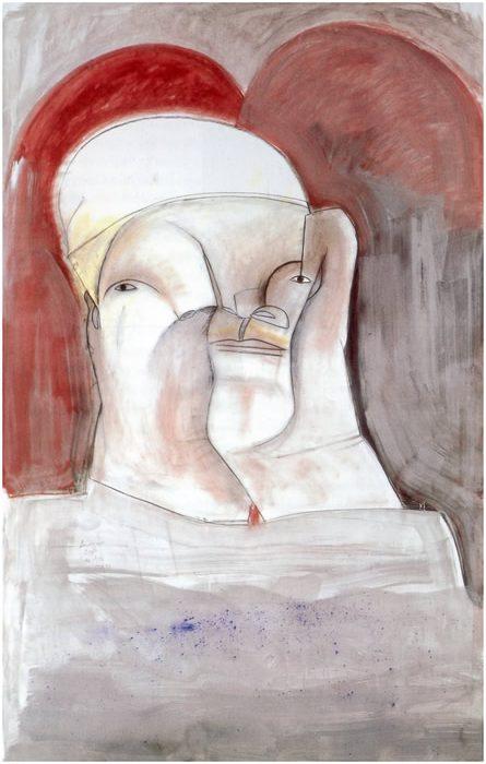 Cabeza Nº 3, José Luis Cuevas, México