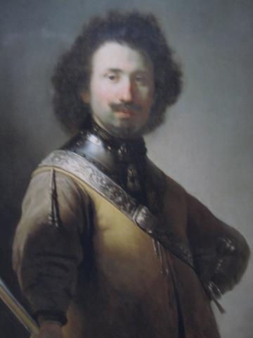 Retrato de  Joris de Caullery, 1632