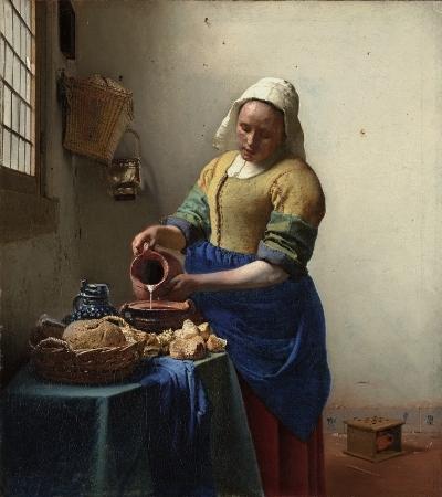 La lechera, 1658 – 1660