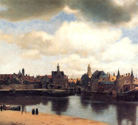 Vista de Delft, 1660 – 1661