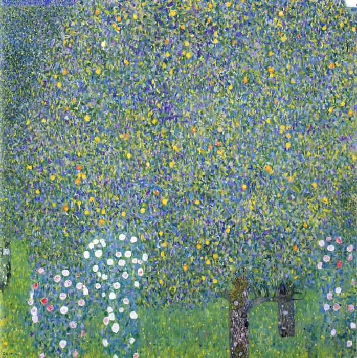 Tres Árboles, h. 1910, Gustav Klimt