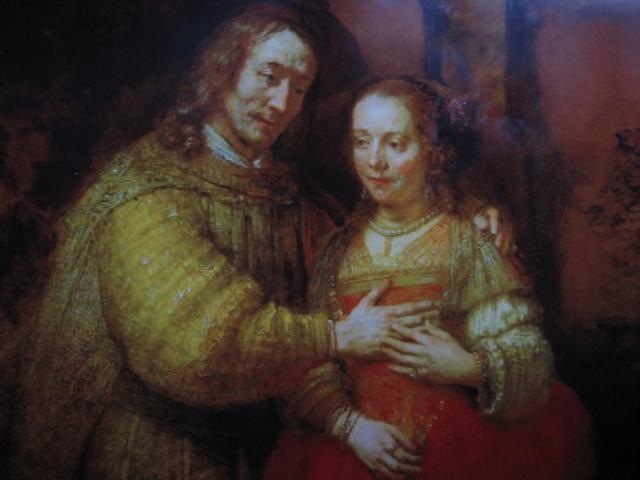 La Novia Judía, 1665-1666