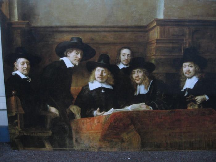 Síndico de los Pañeros, 1662