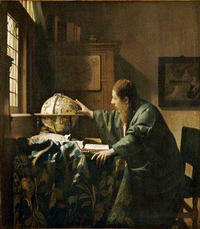 El astrónomo, 1668