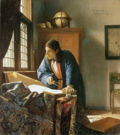 El geógrafo, 1668-1669