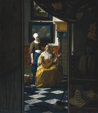 La carta de amor, 1669-1670
