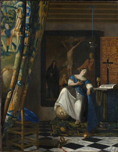 Alegoría de la fe, 1671-1674